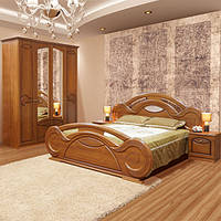 """Спальня """"Тіна""""(патина) Світ меблів"""