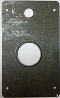 Защитная пластина для цилиндрового замка 99.668.G01 (правая) Iseo (Италия)