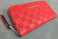 Кошелек Louis Vuitton красный