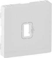 Лицевая панель USB розетки белая 754750 Legrand Valena Life