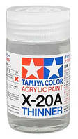 Растворитель для акриловой краски TAMIYA 81030