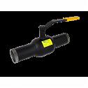 Кран 11с31п Ду15-200 (з ручкою) вода, газ, нафтопродукти