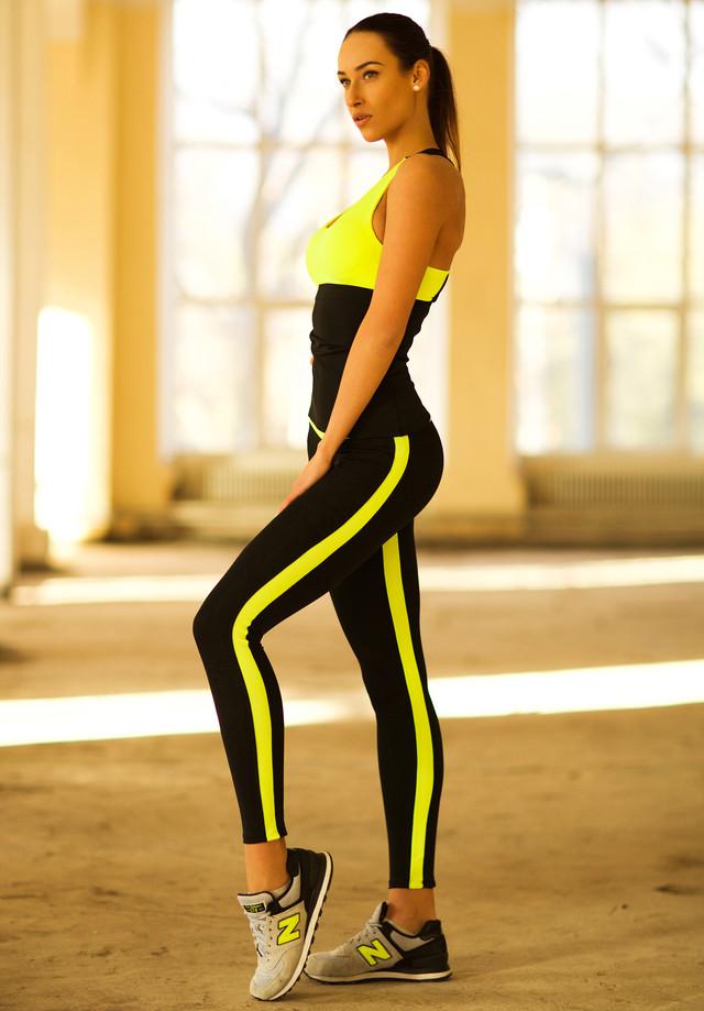 Low Rise Lemon костюм для фитнеса Designed For Fitness