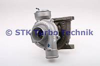 ТУРБИНА VV14 (MERCEDES-PKW VIANO 2.2 CDI 150 HP)