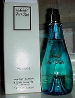 Davidoff Cool Water Woman 100 ml тестер