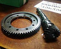 Главная пара кпп Leganza. Большая шестерня, колесо GM#96242699 и ведомый вал GM#96242686 на Lanos , фото 1