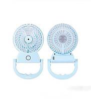 Настольный вентилятор Remax F9 Kawaiii Blue