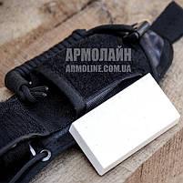 "Ножны ""HUNTER"" для ножа С ГАРДОЙ (A-TACS LE), фото 5"