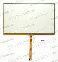 """Тачскрин (сенсор) для GPS навигатора 5"""" 117X71 mm"""