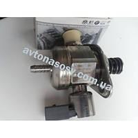 35) Топливный насос (ТНВД) BOSCH. Бензиновый двигатель. Audi A3, A4, A5, TT, Seat Alhambra, ALtea,