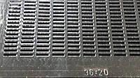 Решето (сито) ОВС-25, толщина 1.0 мм, ячейка 3.8х20 мм, оцинкованный металл