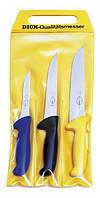 Набір ножів Ergogrip - 3 шт., F.Dick 8 2570 00