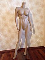 Манекен женский в полный рост HLM-01