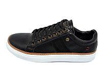 Мокасины мужские нат.кожа Multi Shoes Solo Black White р: 40 41 42 43 44 45