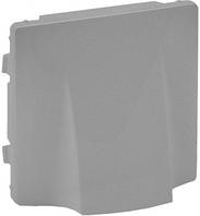 Лицевая панель кабельного вывода алюминий 754732 Legrand Valena Life
