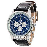 Часы Breitling Navitimer 4091 (Механика) silver/blue., фото 1