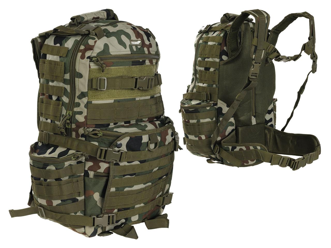 Тактический рюкзак TEXAR BRAVO 50L WZ93