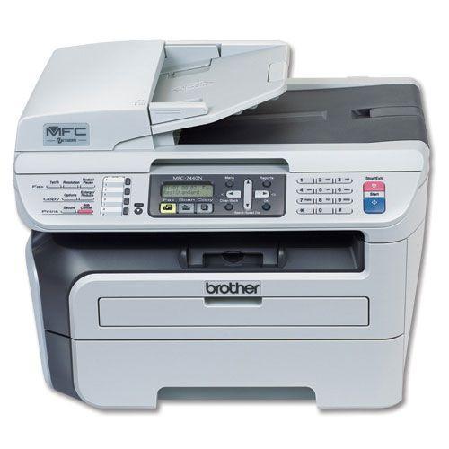 Заправка Brother DCP-7440 картридж TN 2075 (2000)