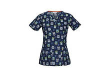 Женская медицинская футболка 46615CA-HOOY