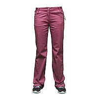 Сиреневые женские стрейчевые брюки интернет магазин ATP1008-7