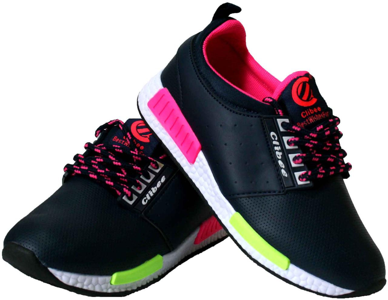 Дитячі кросівки для дівчаток CLIBEE Польща розміри 31-36