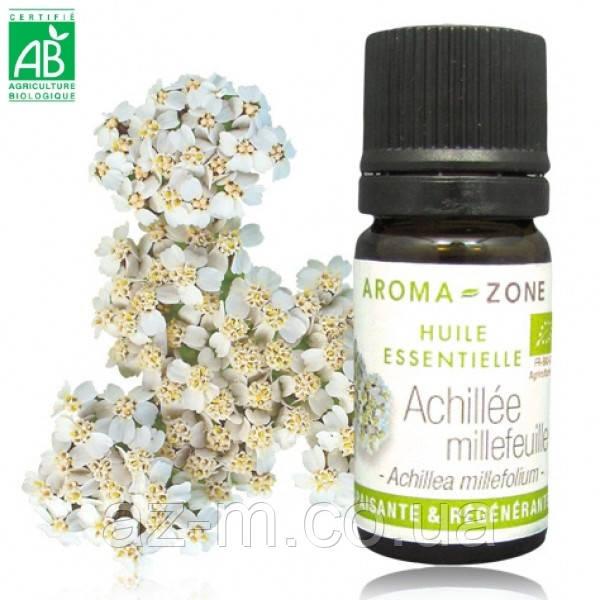 Тысячелистник (Achillea millefolium) BIO эфирное масло