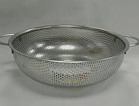 Друшлаг нержавеющая сталь 16см, фото 1