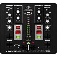 DJ пульт Behringer VMX100USB
