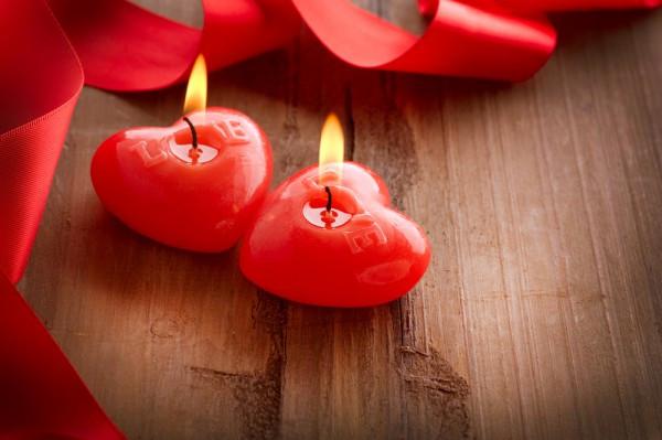 Подарки любимым на день Святого Валентина