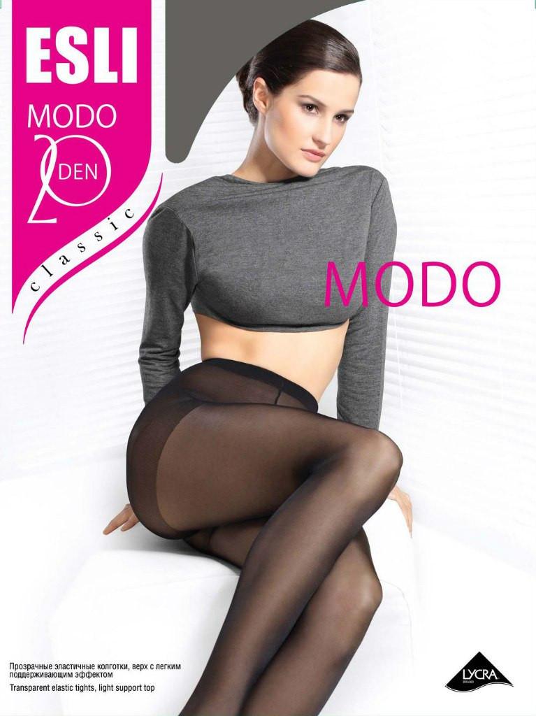 Колготки женские Esli MODO 20 ден ( аналог Конте 20), размер 5, Беларусь