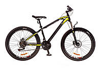 "Велосипед Formula Blaze Pro 26"" AM 14G HDD рама-15"" St 2017 (OPS-FR-26-162) черно-желтый"