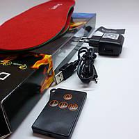 Стельки с подогревом, с встроенным аккумулятором и пультом., фото 1