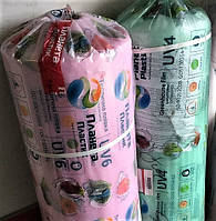 Пленка тепличная УФ-стабилизированная 12месяцев Планета Пластик 4000рукав*100мкр*50м