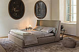 Итальянская кровать VIVIEN фабрика ALBERTA для матраса 180х200, фото 3