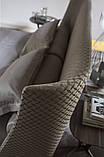 Итальянская кровать VIVIEN фабрика ALBERTA для матраса 180х200, фото 4
