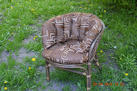 Рельефная мебельная подушка