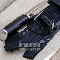 "Ножны ""HUNTER"" для ножа БЕЗ ГАРДЫ (A-TACS LE), фото 3"