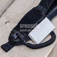 "Ножны ""HUNTER"" для ножа БЕЗ ГАРДЫ (A-TACS LE), фото 5"