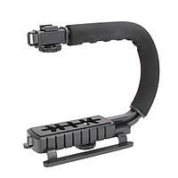 U образный кронштейн держатель для камеры и аксессуаров, фото 1