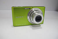 Фотоаппарат  Sony Cyber-Shot DSC-W320 Green (FZ-1536)