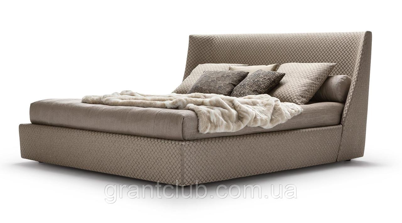 Итальянская кровать VIVIEN фабрика ALBERTA для матраса 180х200