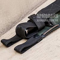 "Ножны ""HUNTER"" для ножа БЕЗ ГАРДЫ (OLIVE), фото 6"