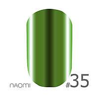 Гель лак Naomi 6 мл Metallic Collection M35