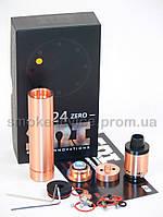 15693 - Механический мод Subzero 24 RDA (набор Clone) медный