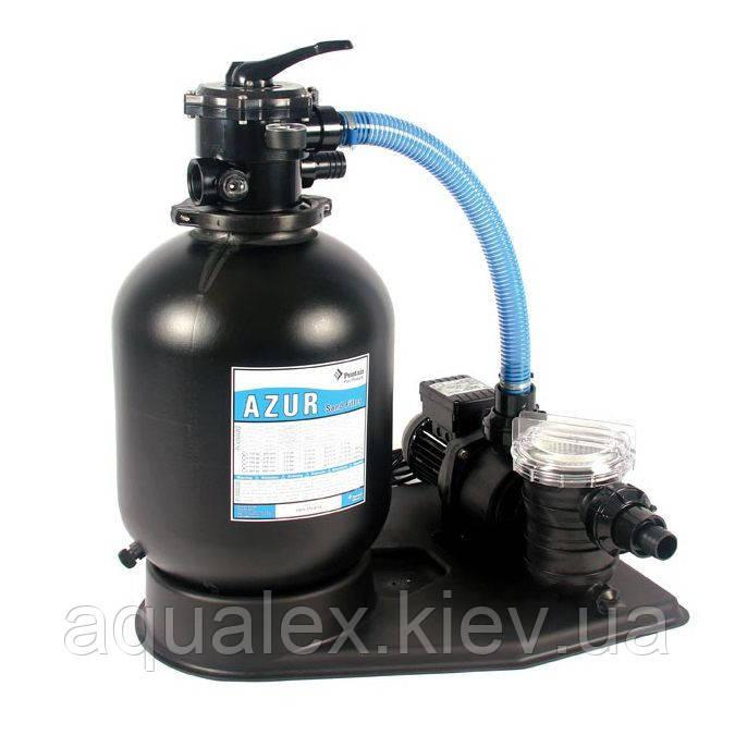 Фильтровальная установка Azur Kit 375 FS-15A6-SW10 - 6,0 м³/ч - Aqualex в Киеве