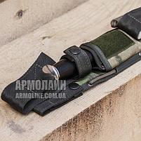 "Ножны ""HUNTER"" для ножа БЕЗ ГАРДЫ (A-TACS FG), фото 3"