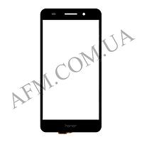 Сенсор (Touch screen) Huawei Y6 II (CAM- L21)/  Honor 5A (CAM- AL00) черный