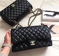 Стильная женская сумка реплика CHANEL материал эко кожа люкс качества,  длинный ремешок цепочка 03eca1f2a44