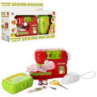Детская швейная машинка на батарейке,  14048
