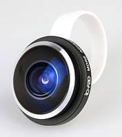 Линза для фото Fish Eye 235 LENS, линза для макросъемки для телефона